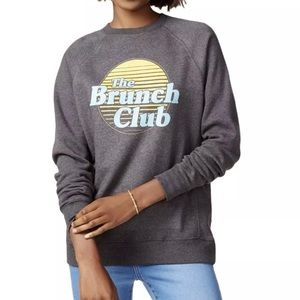 Kid Dangerous Brunch Club Sweatshirt